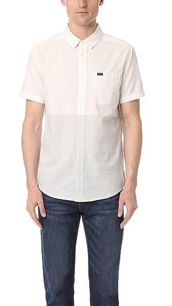 RVCA Big Block Short Sleeve Shirt