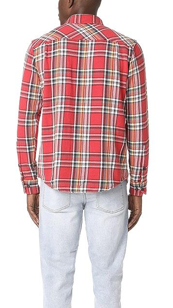 RVCA Camino Flannel Shirt
