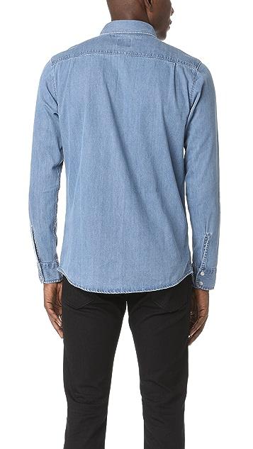 RVCA Mason Denim Shirt
