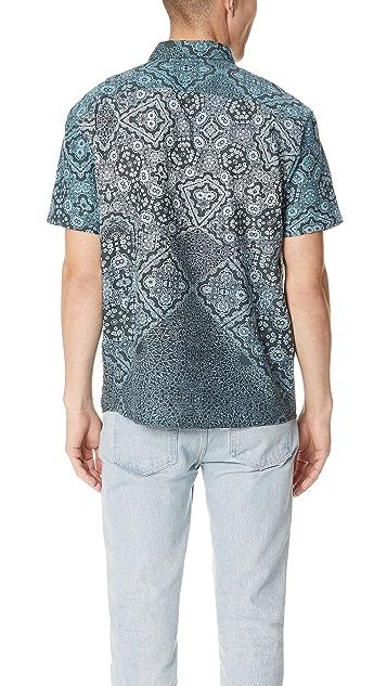 RVCA I Like It Short Sleeve Shirt
