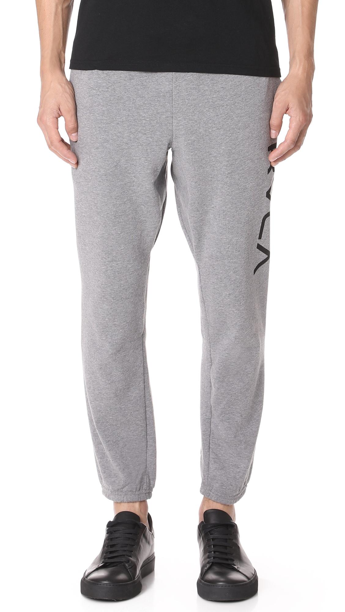 Big RVCA Sweatpants