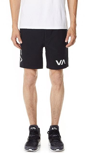 RVCA Grappler Shorts