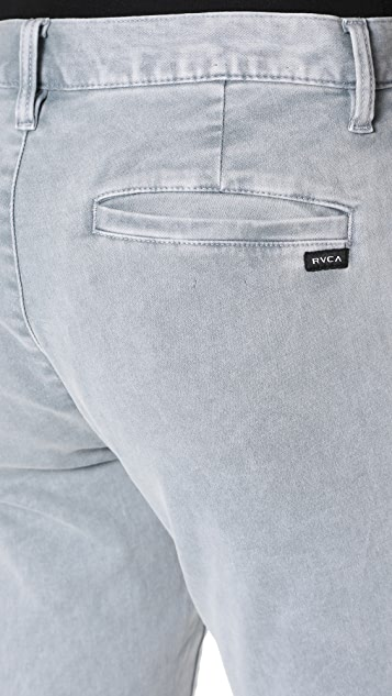 RVCA Rinsed Chino Pants