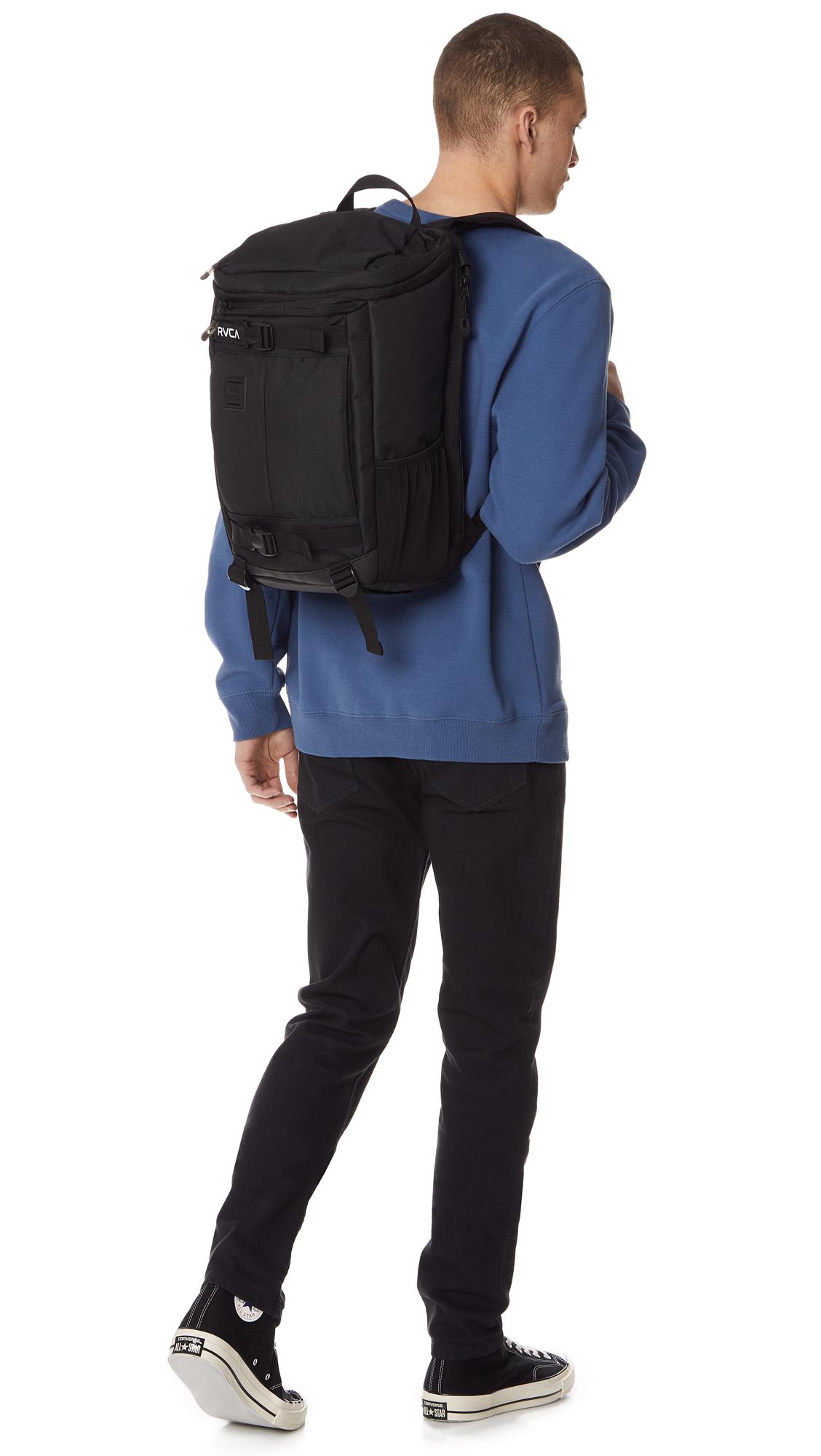 RVCA Voyage Skate Commuter Backpack  83899f90deacd
