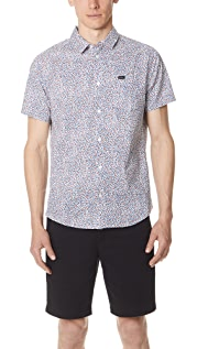 RVCA Happy Thoughts Short Sleeve Shirt