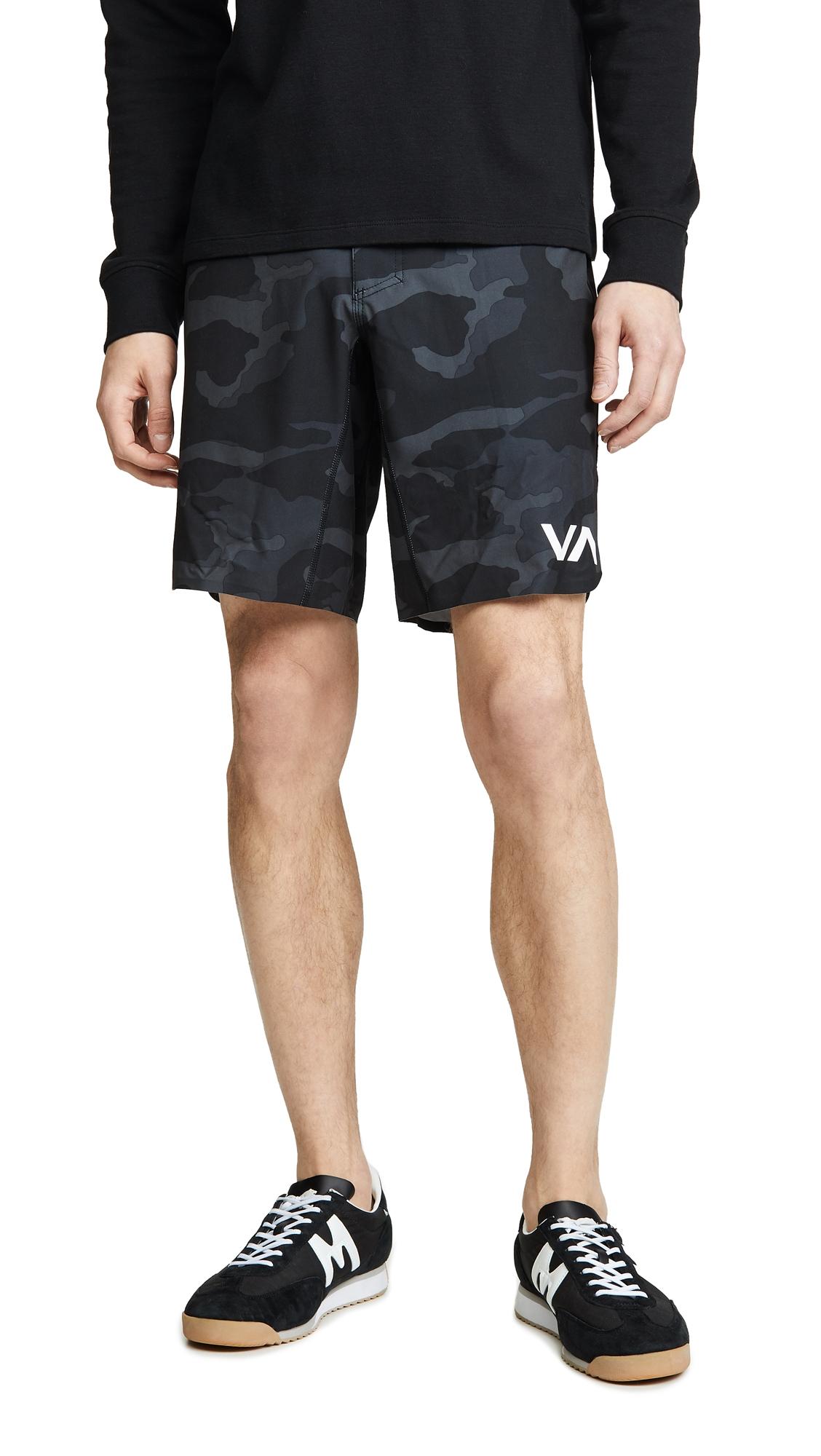 RVCA 19 Va Train Shorts