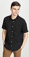 RVCA Short Sleeve Printed Shirt