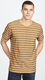 RVCA Amenity Striped T-Shirt