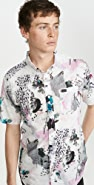 RVCA Delaney Short Sleeve Shirt