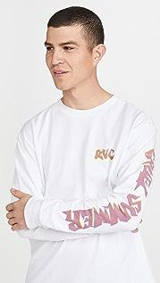 RVCA Long Sleeve Cruel Summer T-Shirt