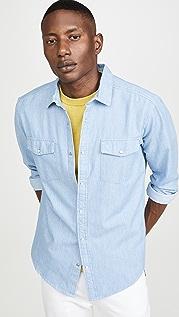 RVCA Long Sleeve Nakama Shirt