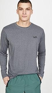 RVCA VA Sport Long Sleeve Vent T-Shirt
