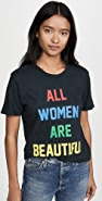 Rxmance All Women Are Beautiful T 恤