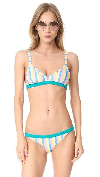 RYE Fizz Bikini Top