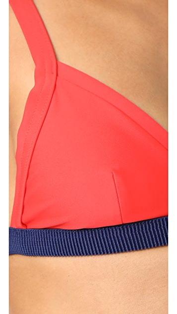 RYE Zesty Bikini Top