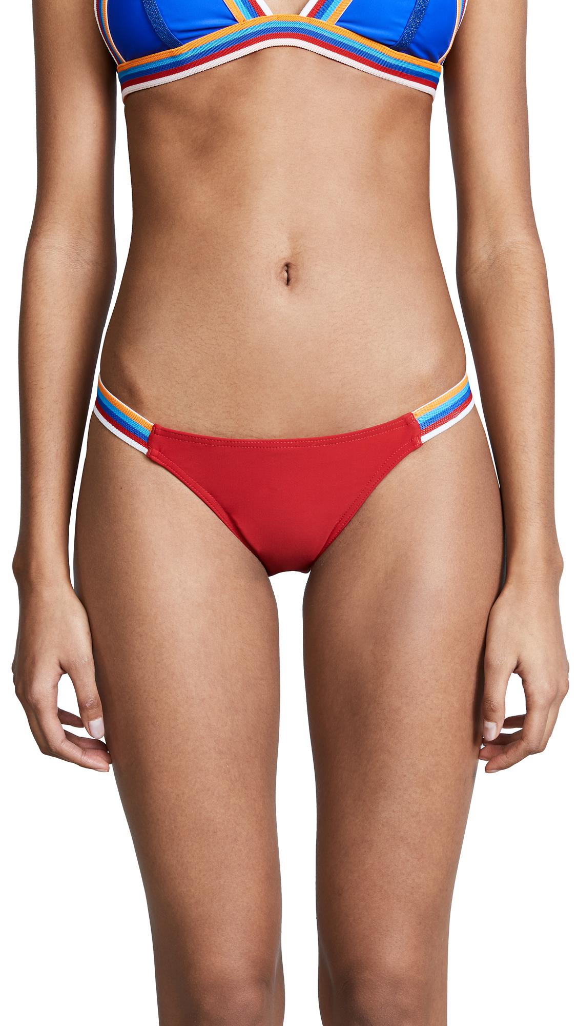 RYE Slick Bikini Bottoms