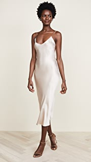 Sablyn Taylor Mid Length Slip Dress