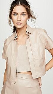 Sablyn Kennedy Collared Shirt