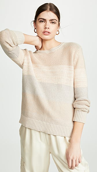 Sablyn Sweaters AUTUMN STRIPE SWEATER