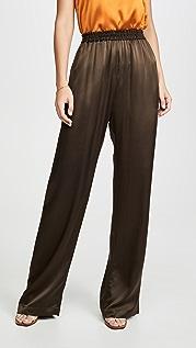 Sablyn Penelope Silk Wide Leg Pants