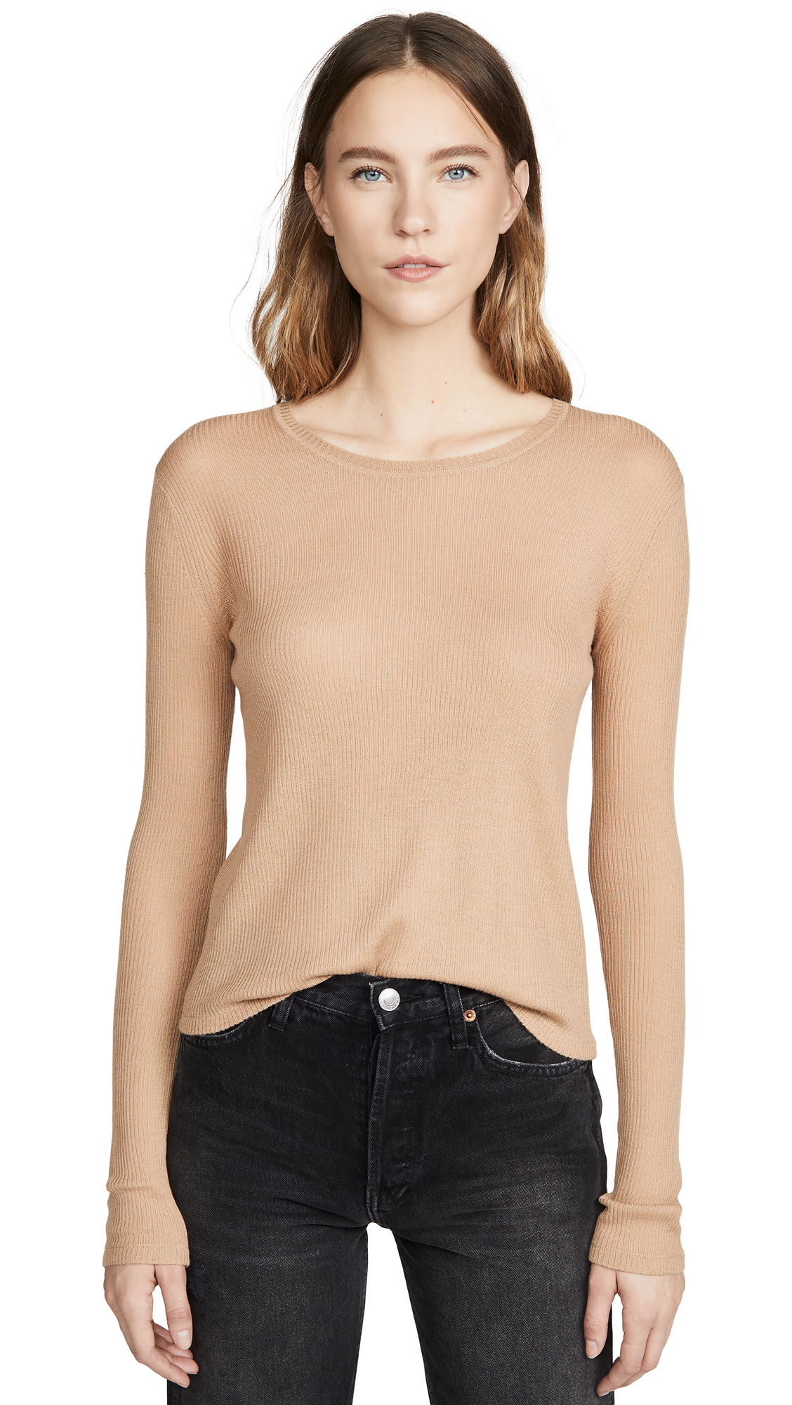 Buy Sablyn online - photo of Sablyn Andi Cashmere Top