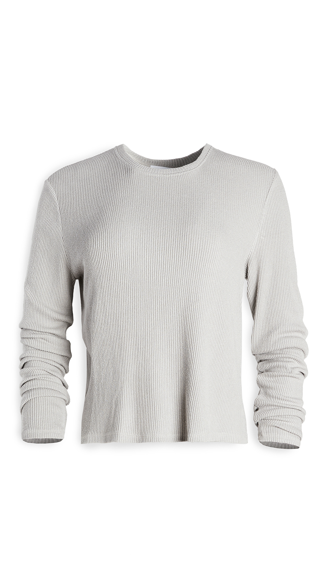 Sablyn Ryder Cotton Ribbed Tee
