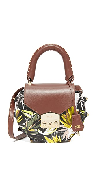 Salar Mimi Tropical Cross Body Bag