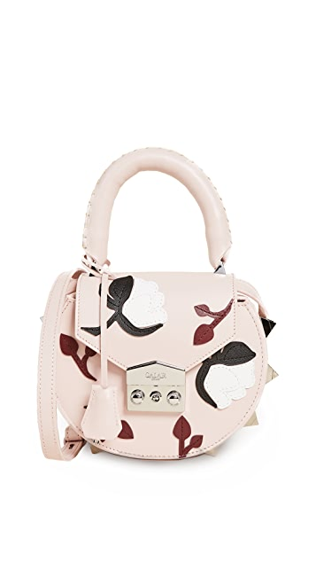 Salar Mimi Flower Cross Body Bag