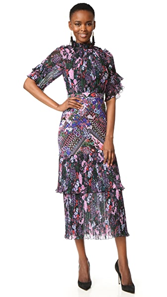 Saloni Cassia Dress