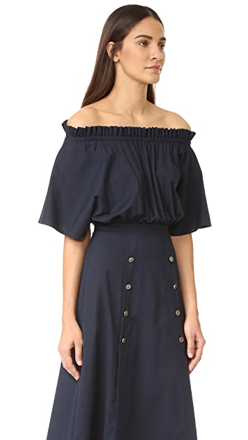 Saloni Dakota Dress