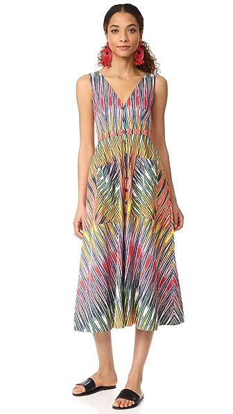 Saloni Zoey Cutout Dress