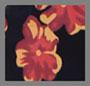 Insignia/Gold Flower
