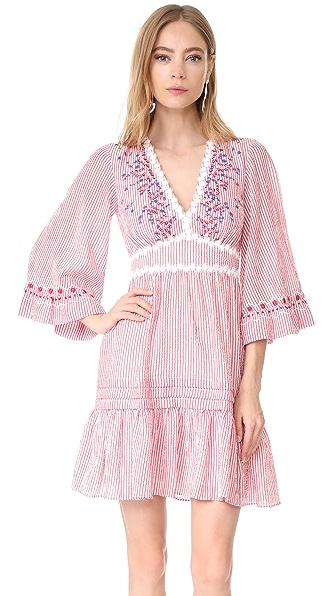 Saloni June Short Dress
