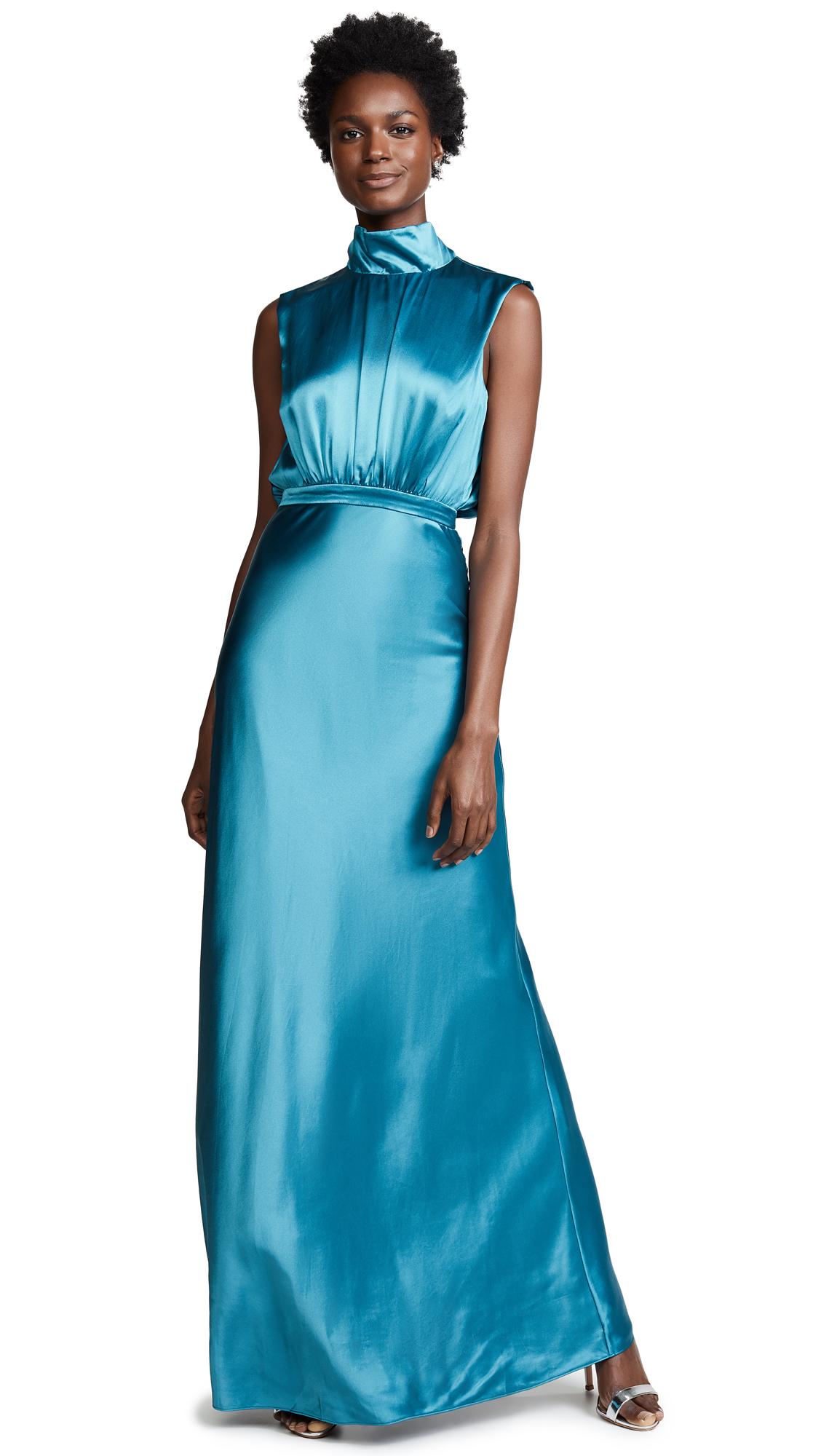 Saloni Fleur Dress