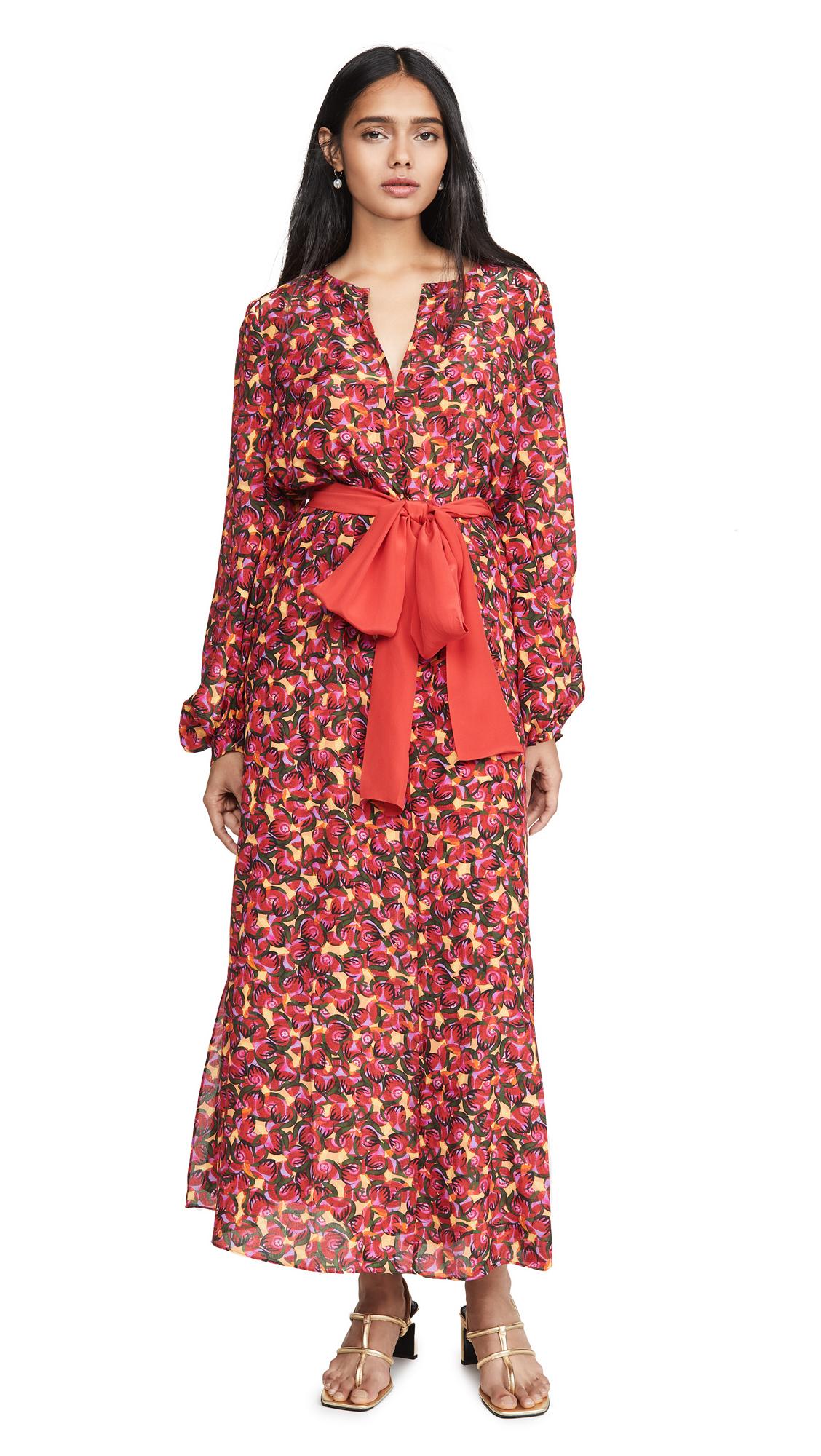 Buy Saloni online - photo of Saloni Lucia Dress
