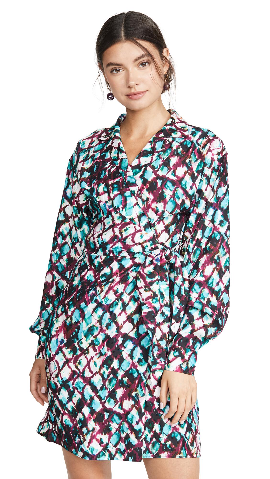Buy Saloni online - photo of Saloni Mari Short Dress