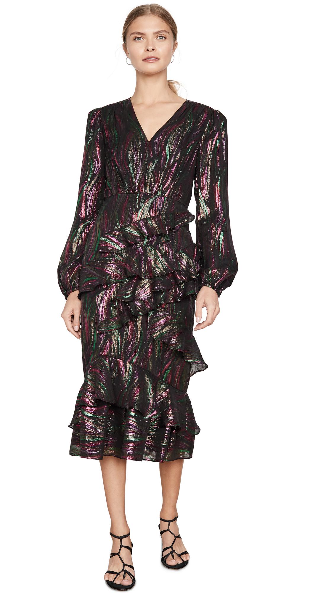 Buy Saloni online - photo of Saloni Alya Dress