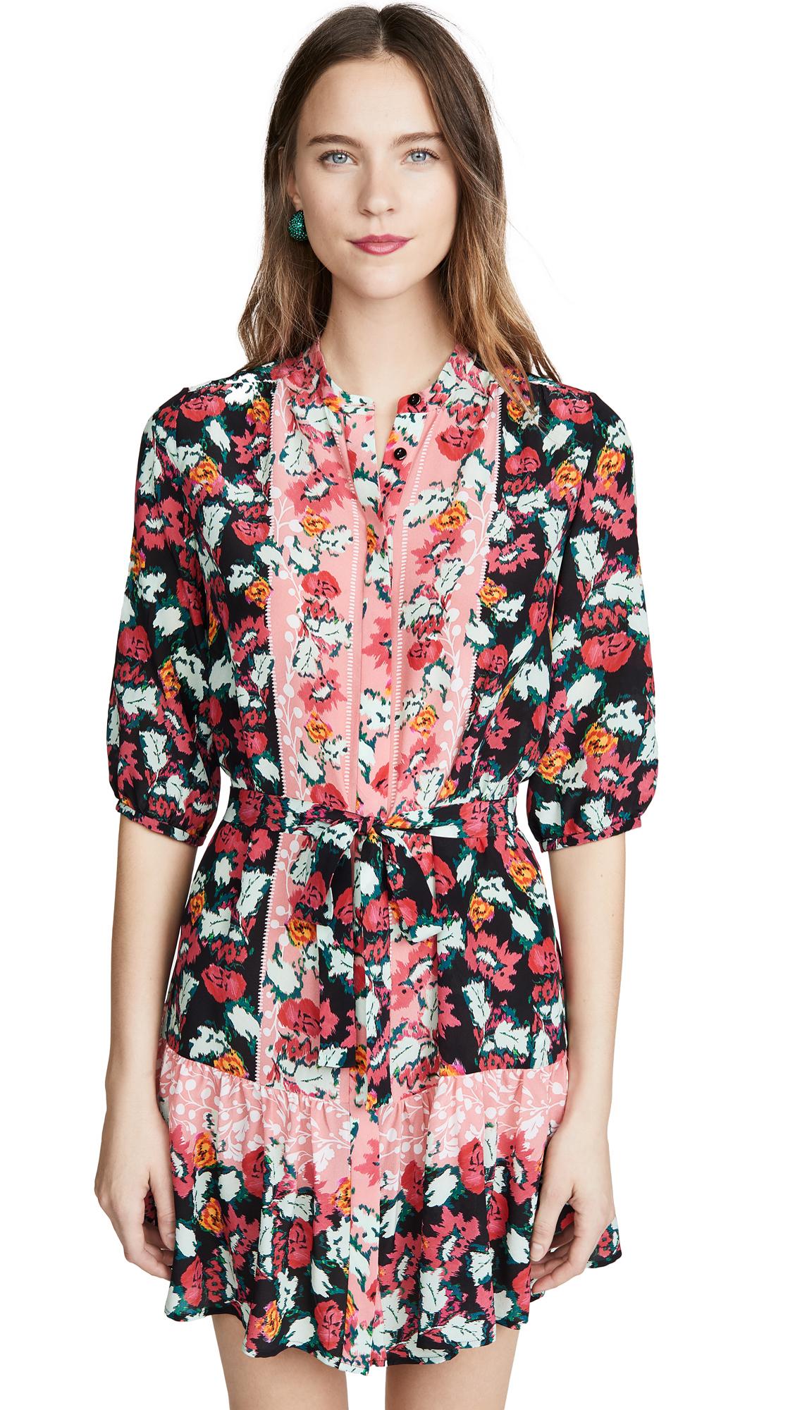 Buy Saloni Tyra Dress online beautiful Saloni Clothing, Dresses