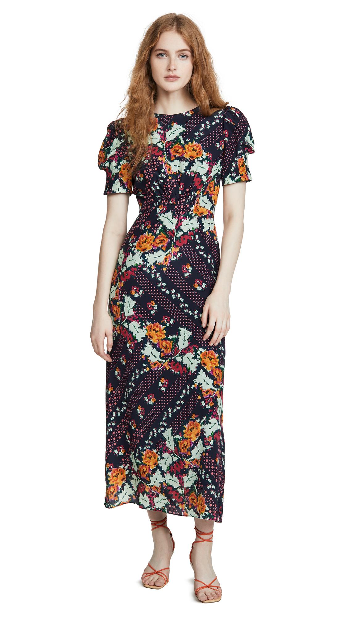 Buy Saloni Bianca Dress online beautiful Saloni Clothing, Dresses