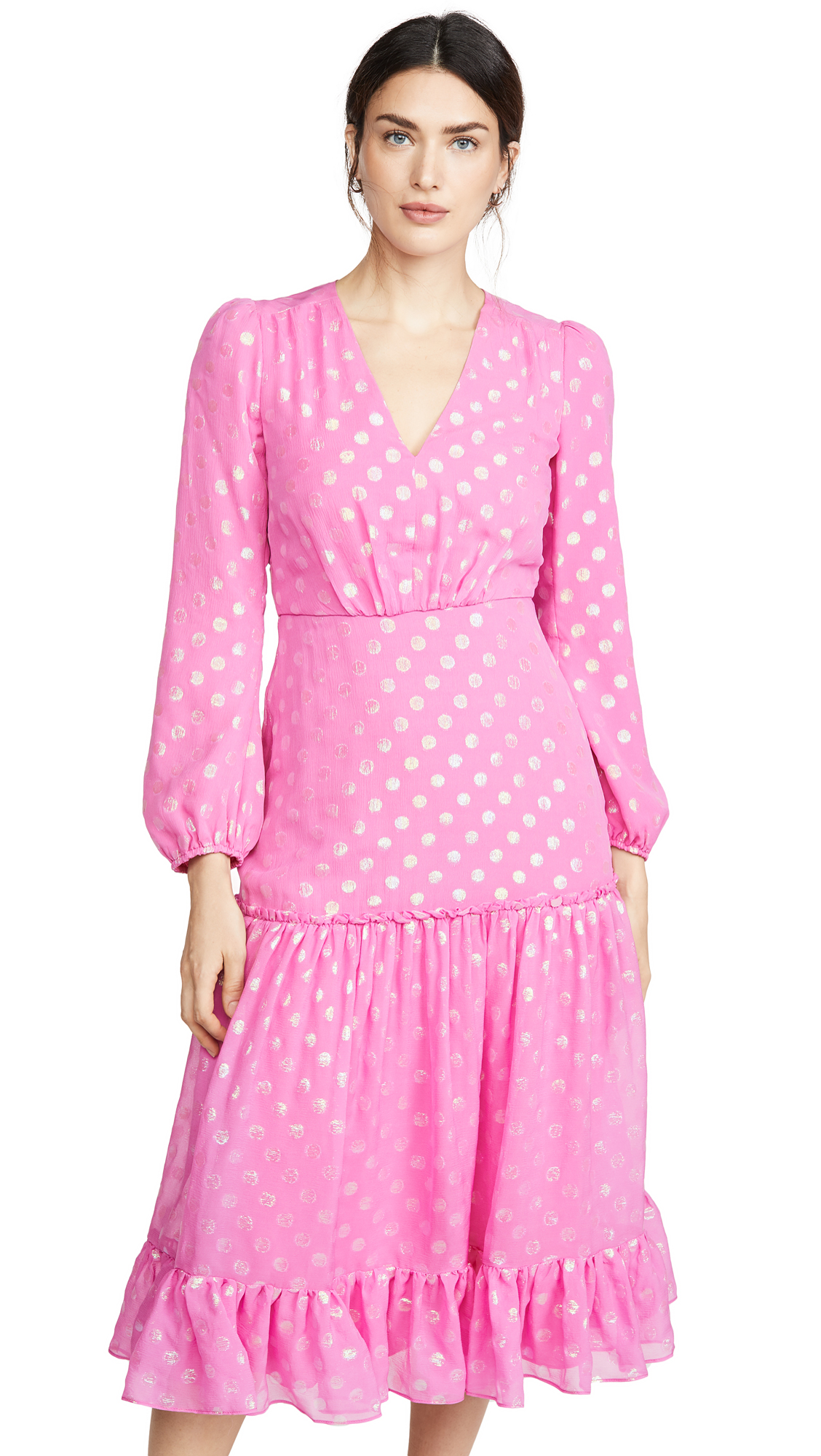 Buy Saloni online - photo of Saloni Devon Dress