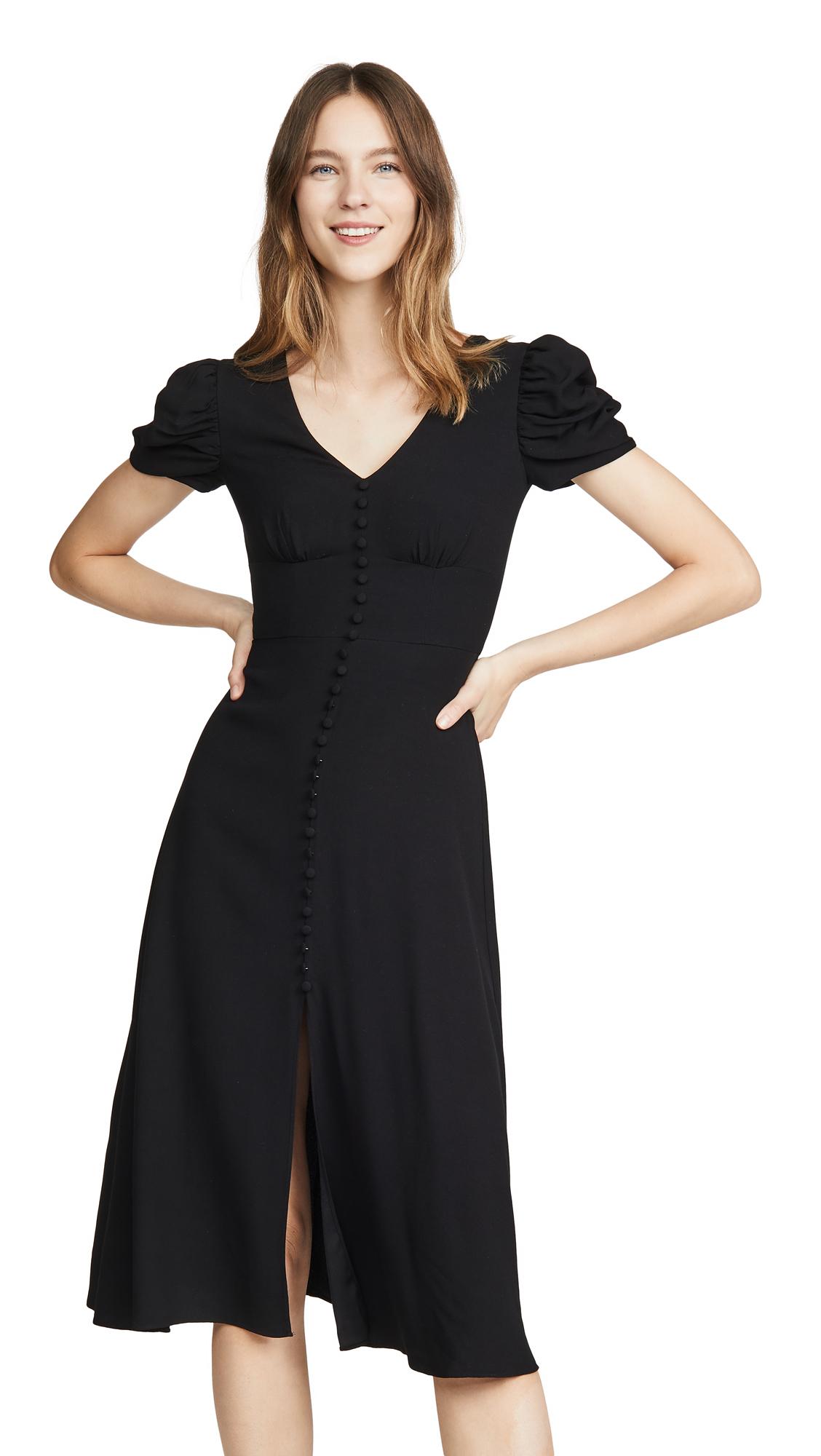 Buy Saloni online - photo of Saloni Margot Dress