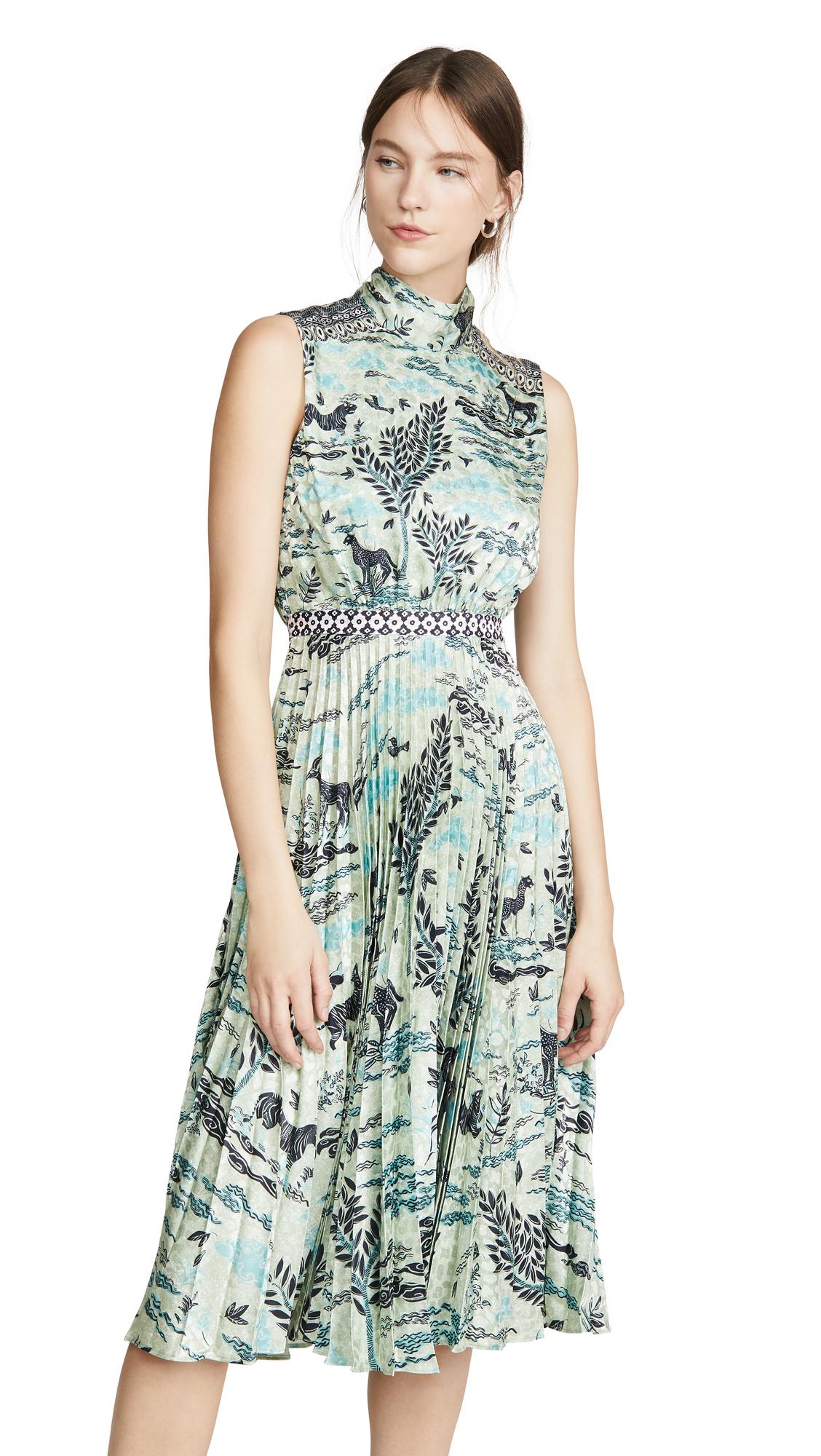 Buy Saloni Fleur-E Dress online beautiful Saloni Clothing, Dresses