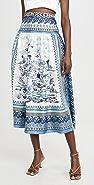 Saloni Zawe Skirt