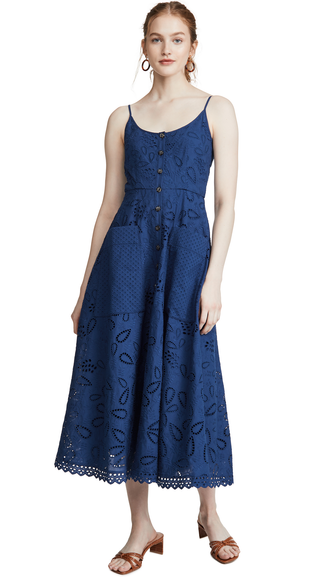 Buy Saloni Fara-C Dress online beautiful Saloni Clothing, Dresses