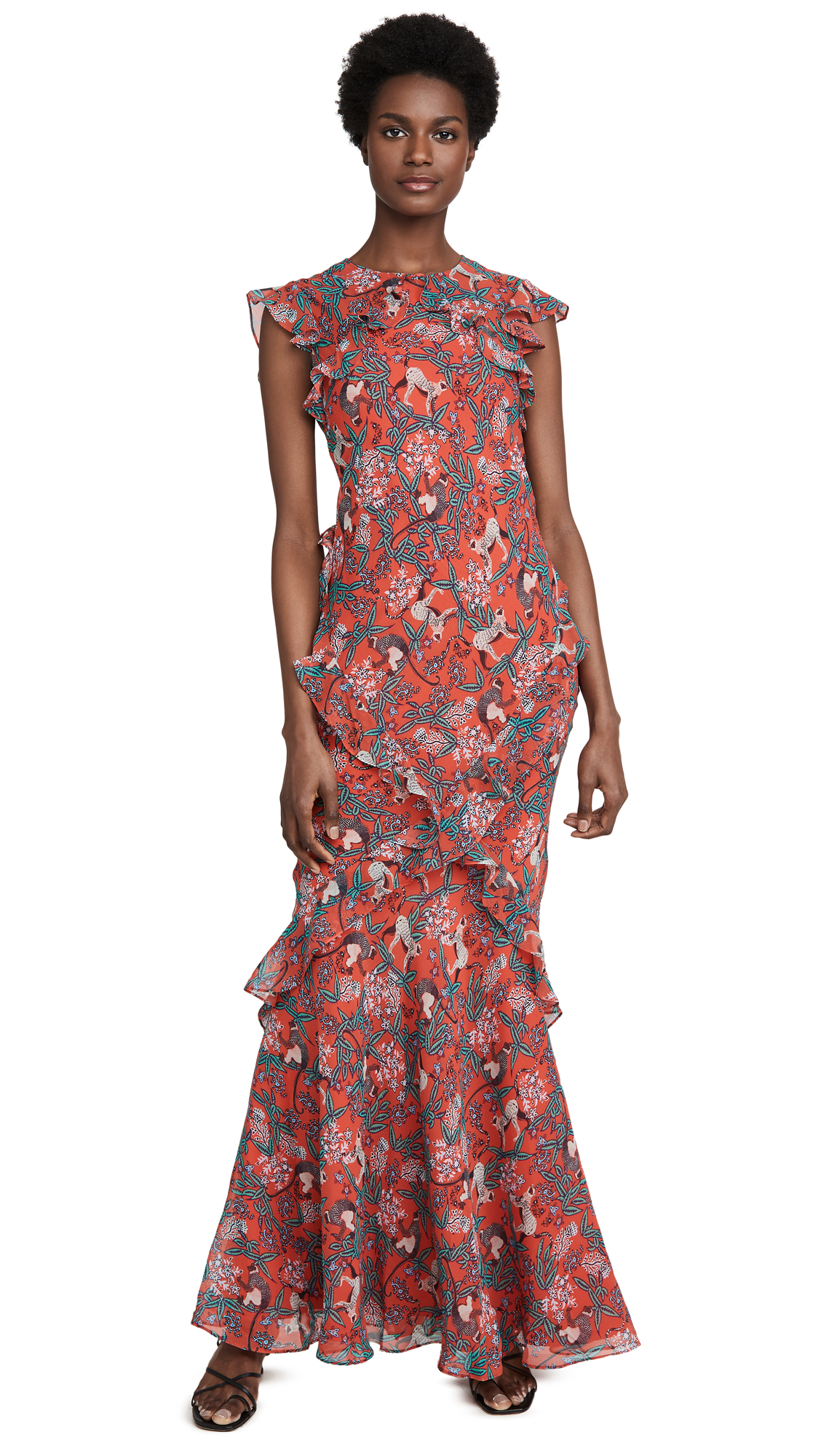 Buy Saloni Tamara-B Dress online beautiful Saloni Clothing, Dresses
