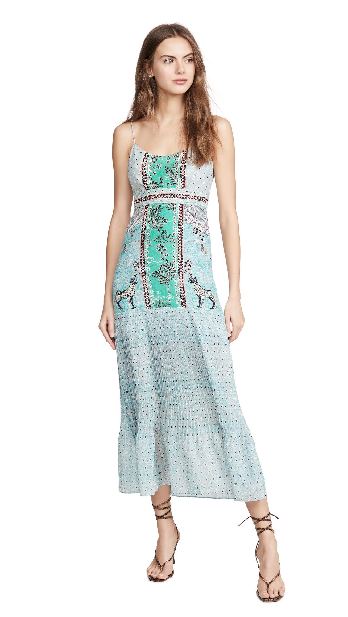 Buy Saloni online - photo of Saloni Veronica Dress