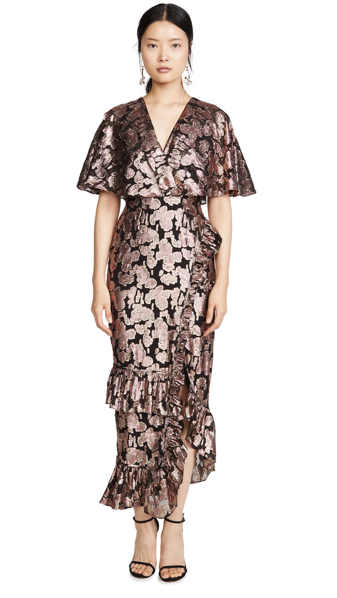 Buy Saloni Rose Dress online beautiful Saloni Clothing, Dresses