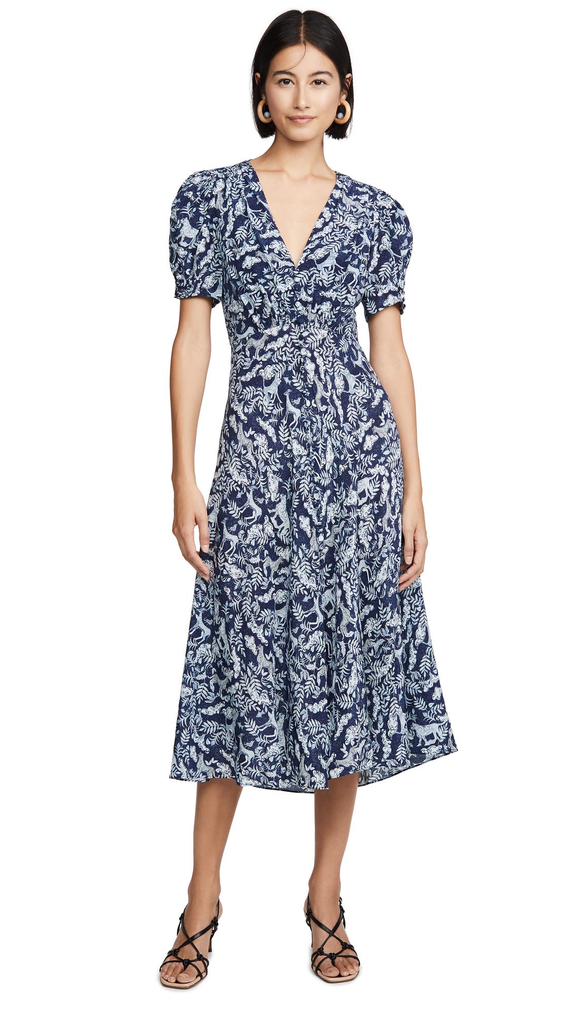 Saloni Lea Dress - 30% Off Sale