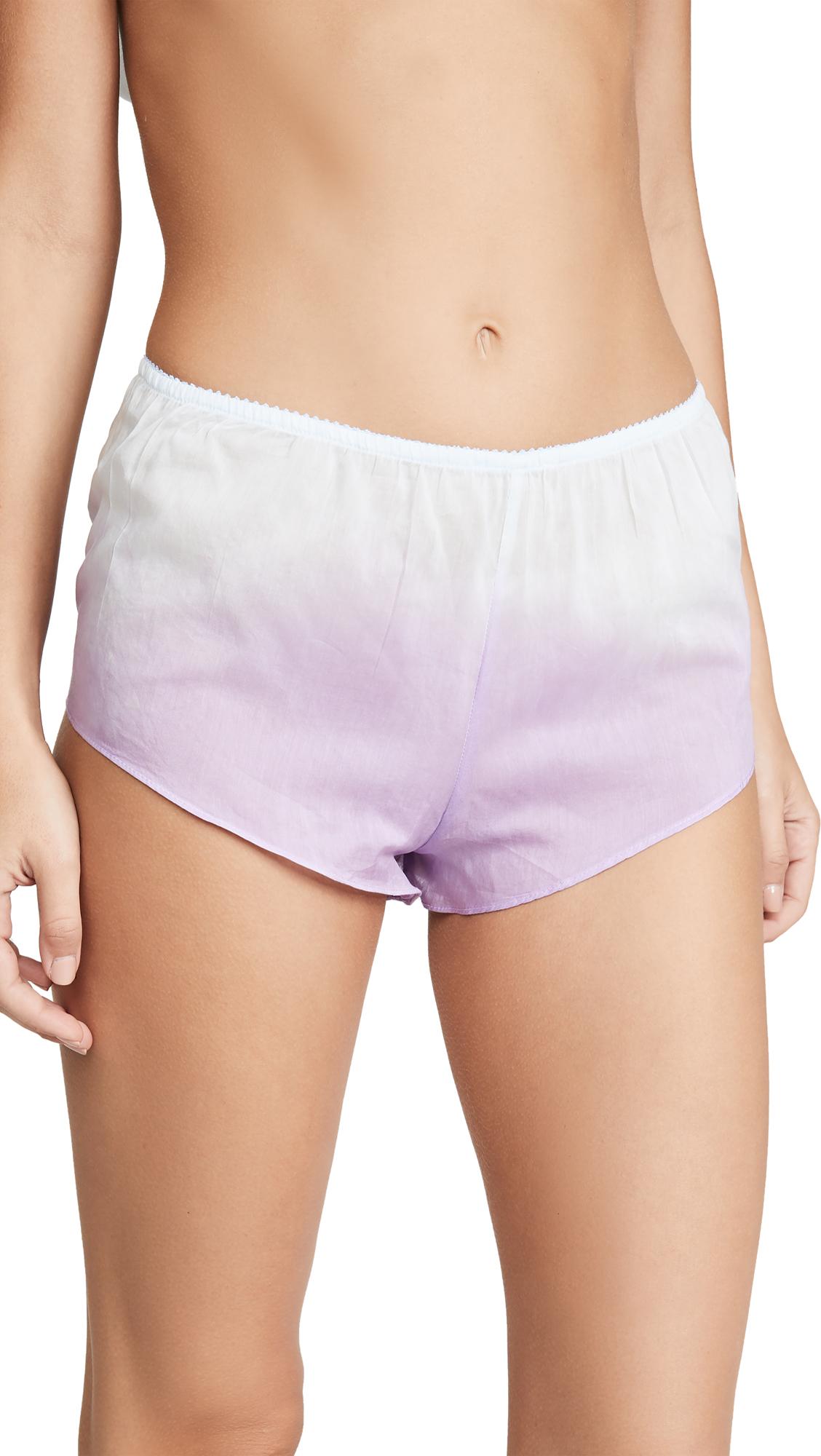 Buy Salua Lingerie online - photo of Salua Lingerie Sheer Gradient Tap Pants