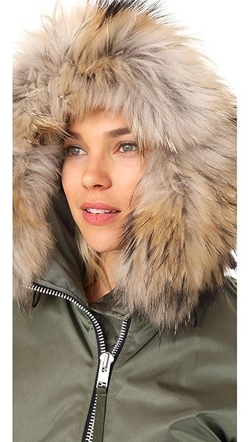 SAM. Jenny Bomber Jacket